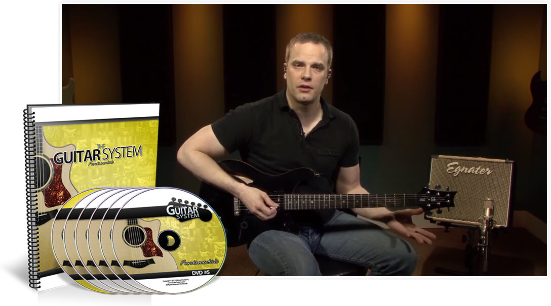 The Guitar System Online Guitar Lessons With Nate Savage