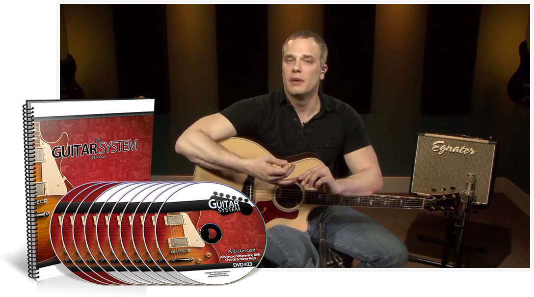 The Guitar System - Online Guitar Lessons With Nate Savage